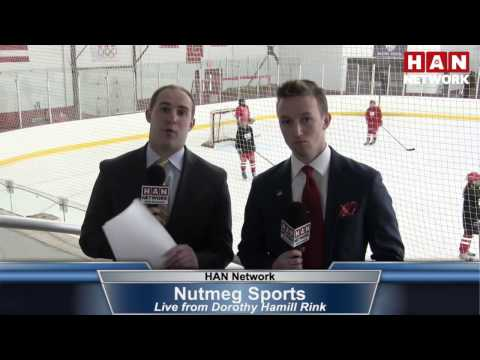 Nutmeg Sports: HAN Connecticut Sports Talk - One Hour Special from Hamill Rink in Greenwich 2.13.17