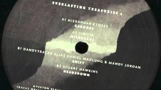 A1 Alexandar Kyosev - Cabosse / Vinyl Only [VEKTON BLACK 002]
