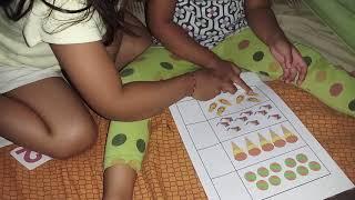 Summer Counting Games - Permainan Mengenal Angka dan Banyak Benda untuk Balita