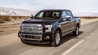2015 Ford F150 Test Drive/Review by Average Guy Car Reviews