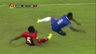 Sierra Leone 2 1 Kenya highlights and goals