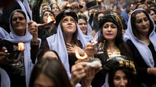 العراق: الأيزيديون يحتفلون بأعياد رأس السنة الجديدة حسب تقويمهم الديني