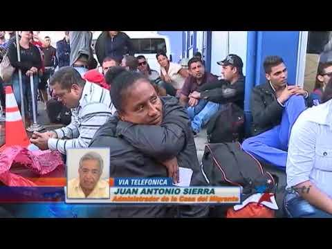 Aumenta presencia de inmigrantes cubanos en frontera de Matamoros