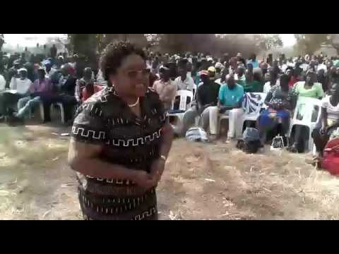 Dr Joice Mujuru On Bond Notes