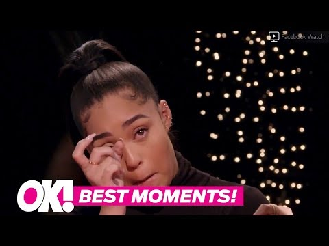 He Did Kiss Me! Best Moments From The Jordyn Woods Red Table Talk Interview