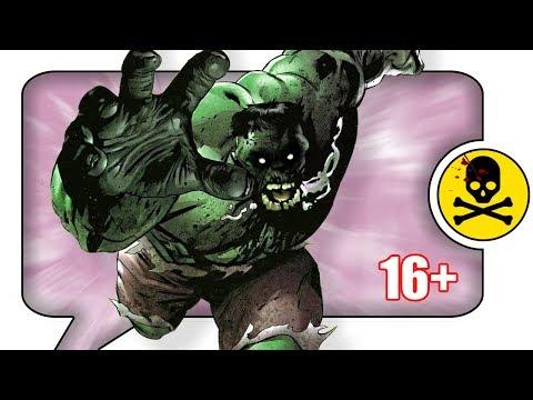 Халк: ПОСЛЕДНИЙ ЧЕЛОВЕК НА ЗЕМЛЕ! / (Marvel Comics. Incredible Hulk: The End) (Сюжет) Финал истории