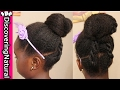 QUICK CUTE LITTLE GIRLS HAIRSTYLES #KidsHair #Hairstyle #NaturalHair