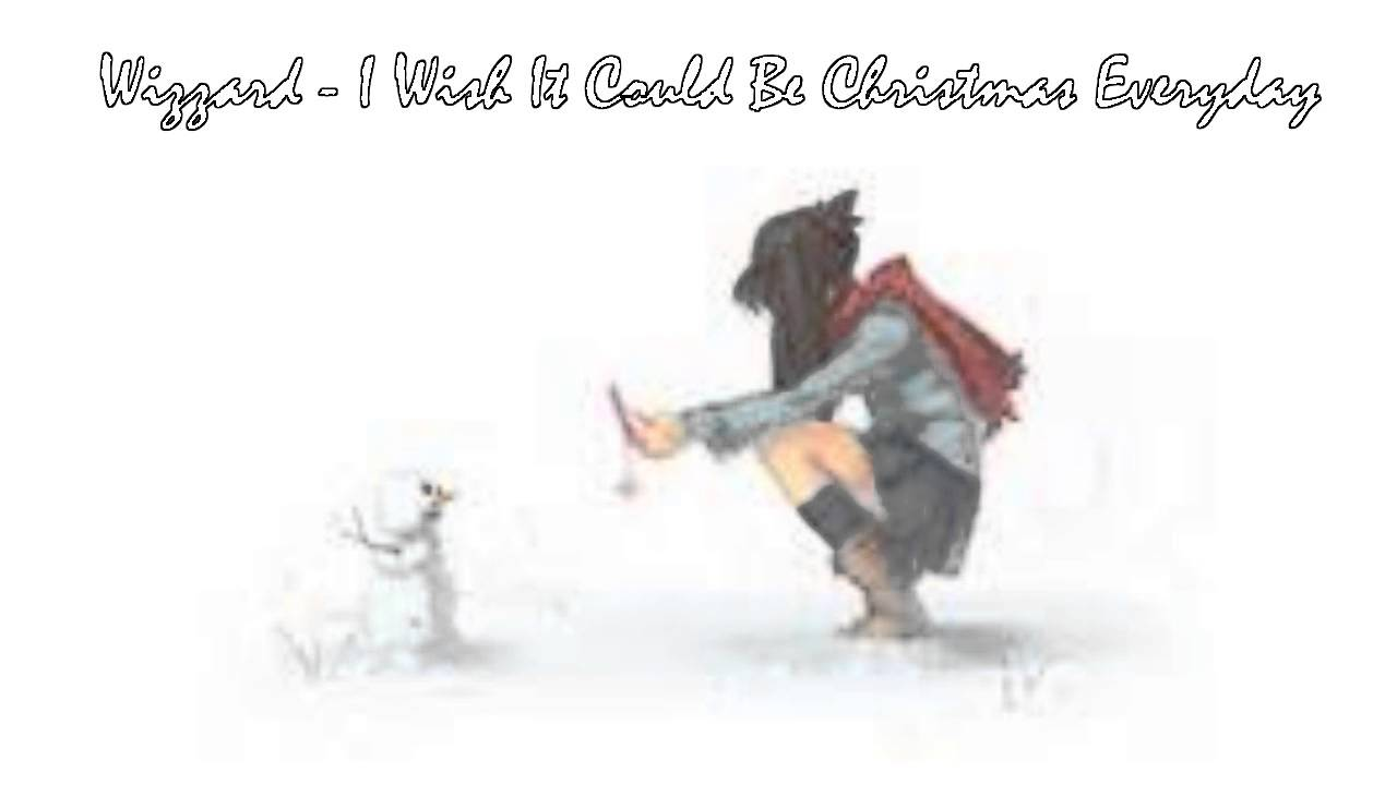 Nightcore - I Wish It Could Be Christmas Everyday - YouTube