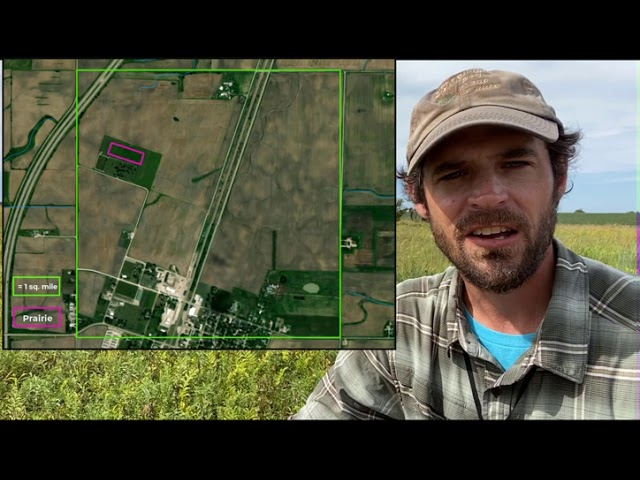 Grand Prairie Friend's Loda Prairie featured in video by Chris Benda