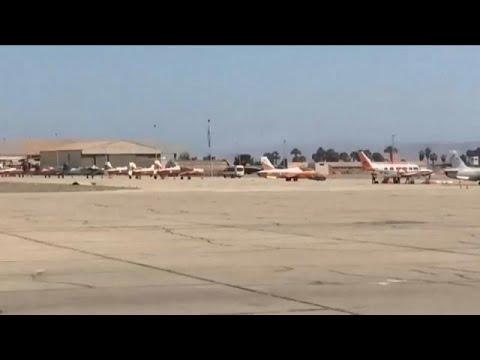 ثلاث طائرات تهبط إضطرارياً في تشيلي وبيرو والأرجنتين بسبب بلاغ كاذب…  - نشر قبل 2 ساعة
