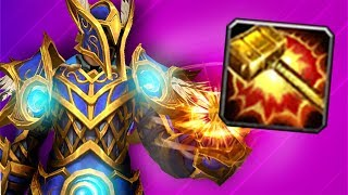 This PALADIN Burst Is INSANE! (5v5 1v1 Duels) - PvP WoW: Battle For Azeroth 8.1