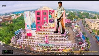 Kaththi FDFS Celebration in Nellai