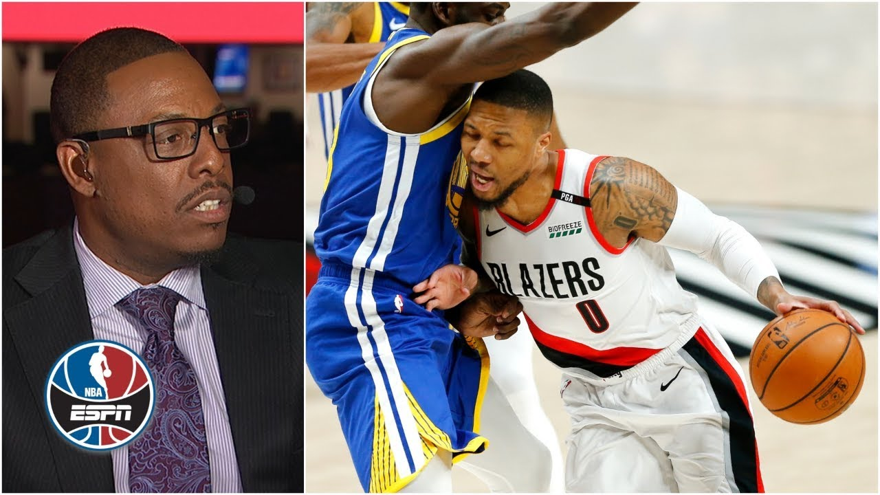 'The Blazers were just mentally and physically fatigued' - Paul Pierce | NBA Countdown