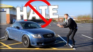5 Things I HATE About my Audi TT Mk1 Quattro Sport!!