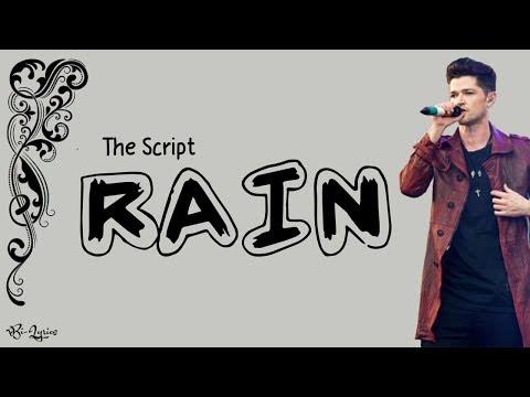 The Script - Rain | Lirik Dan Terjemah