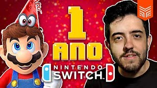 1 ANO DE SWITCH: VALE A PENA COMPRAR? (feat. PATIFE)