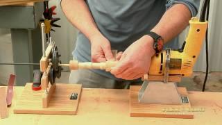 Flex Coat Rod Building - Cork Lathe Tips & Tricks