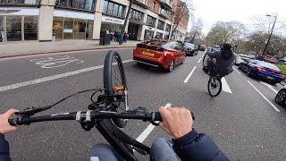 MTB FREESTYLE THROUGH LONDON!