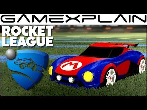 Rocket League on Nintendo Switch - Game & Watch