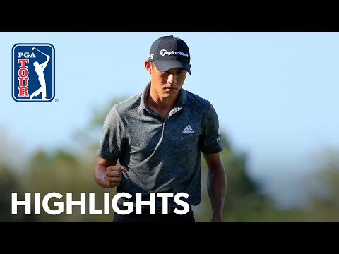 Collin Morikawa shoots 3-under 69 | Round 4 | WGC-Workday Championship | 2021