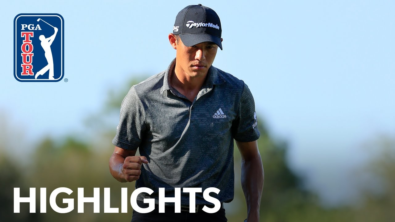 Collin Morikawa wins Workday Championship by 3 strokes, says ...