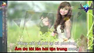 Gấu Ở Đâu Khi Gió Đông Về - Cao Tùng Anh [karaoke]