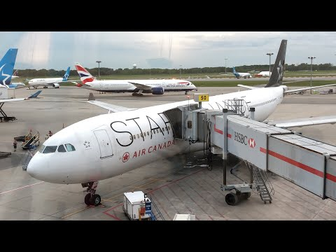 Air Canada A330-300 Trip Report | Los Angeles To Montréal 2019