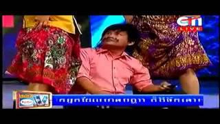 CTN comedy | Peak Mi | Khmer comedy | Khmer Funny | Khmer Joke | 2015/11/21/#1