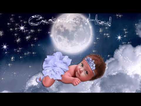 ❤️8 часов❤️Колыбельная на всю ночь-Брамс ,Колыбельная Для Малышей | Лучшая Музыка Для Детского Сна🎵
