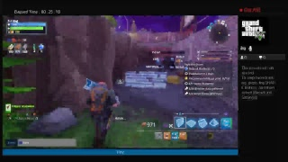 Lets play fortnits save the would