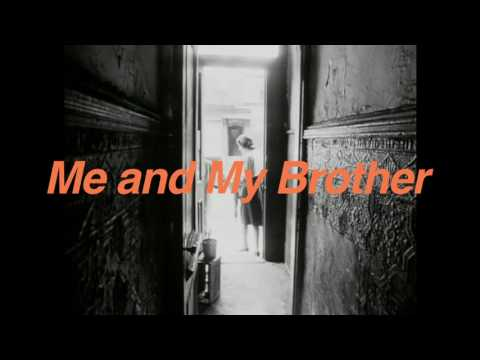 Sessão Cinética (NOVA DATA!): 26/08/2017 - Me and My Brother (1968), Robert Frank