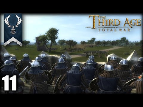 RHUN COUNTER-ATTACKS! - Third Age: Divide & Conquer - Kingdom of Dale #11