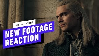 Netflix's The Witcher: We Saw 3 Clips NOT in the Trailer - Comic Con 2019