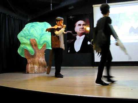Dünya Tiyatrolar Günü - 4.Sınıfların Hayvanlar Alemi Gösterisi