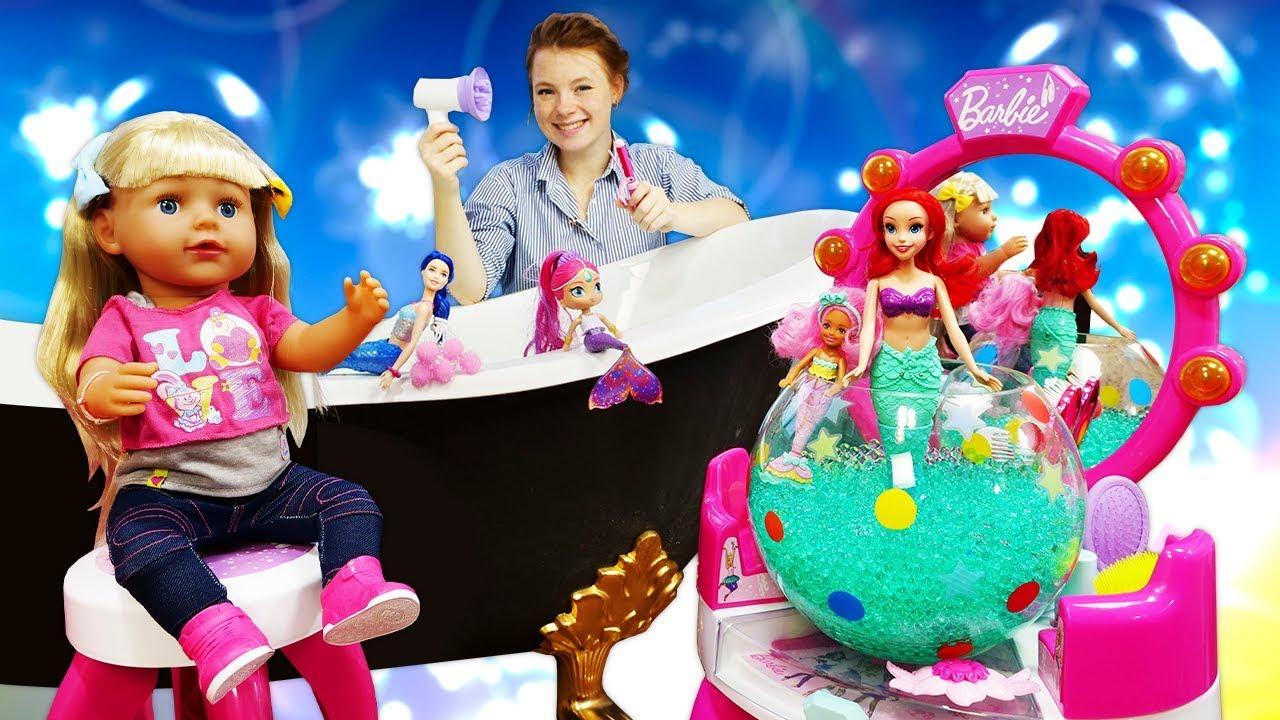 Barbie Folgen