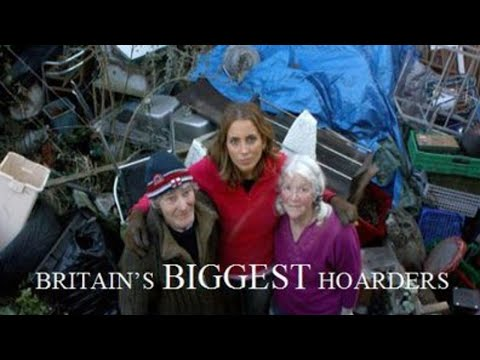 REVIEW: Britain's Biggest Hoarders   Amy McLean