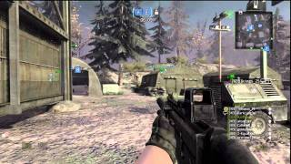PS3 MAG: Clan Battle [KEQ] vs [PRO] on Copper Hills Game 2