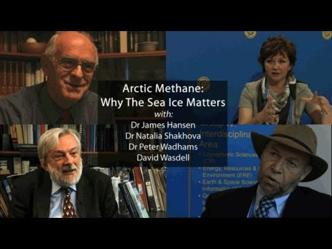 Arctic Methane: Why The Sea Ice Matters
