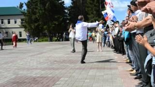 День ВМФ 2015 г. Аксубаево