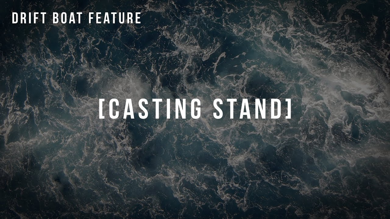 Pavati Marine Features: Casting Stand