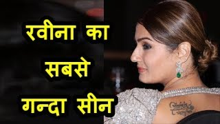 The real truth of Raveena Tandon in film Mohra, bollywood news