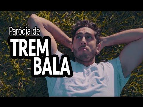Paródia TREM BALA - DESCONFINADOS (Clipe Não Oficial)