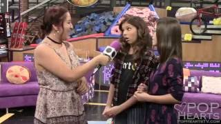 Nickelodeon Game Shaker's Cree Cicchino and Madisyn Shipman Interview