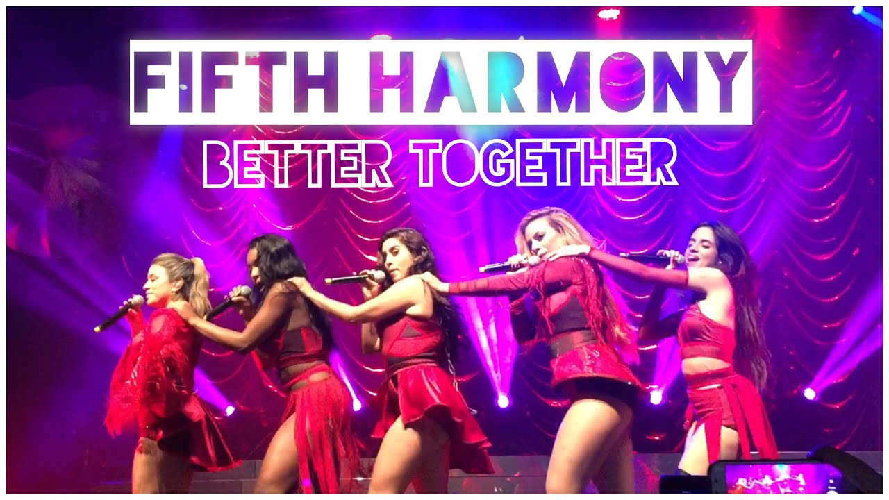 Hamada Mania Music Blog | Latest info on artists ... |Fifth Harmony Better Together
