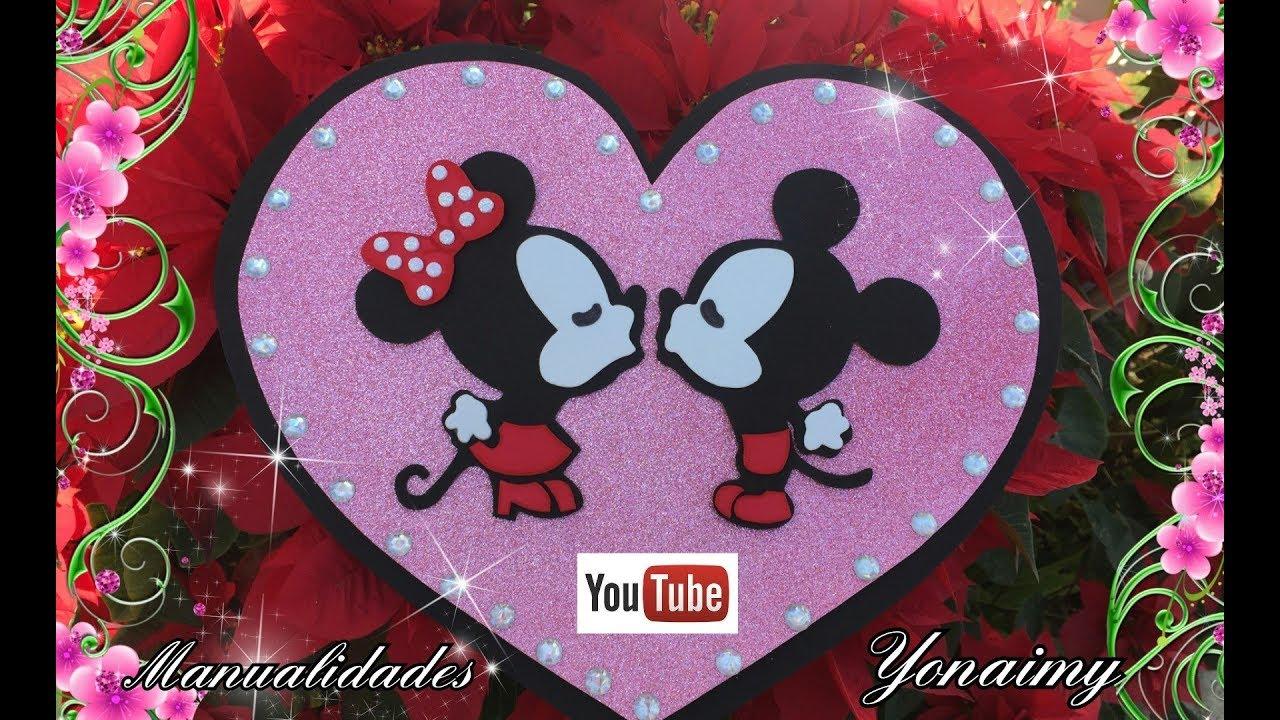 Minnie y mickey mouse enamorados para regalo del dia del amor y la minnie y mickey mouse enamorados para regalo del dia del amor y la amistad altavistaventures Choice Image