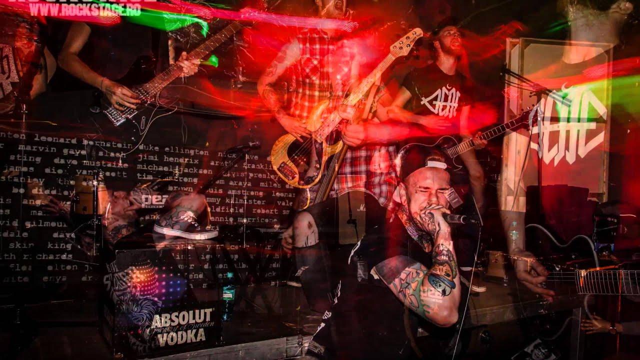 To Kill Achilles - Full audio show live in Club B52, Bucharest, Romania, 7.11.2013