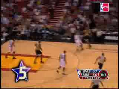 NBA Top 10 Teamwork Plays of the 07-08 Season