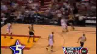 NBA Top 10 Teamwork Plays of the 07-08 Season