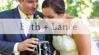 Beth + Lance: Malibu Wedding Highlights Film Thumbnail