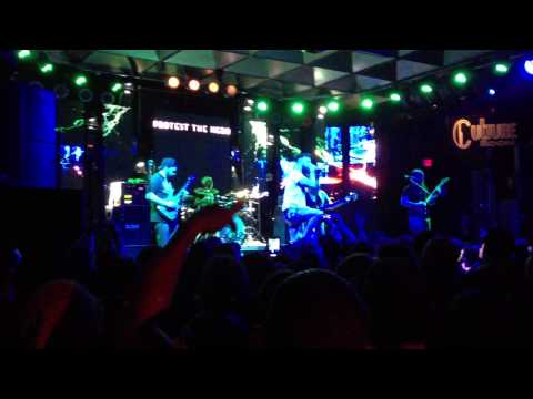 Protest The Hero Live Full Set 2014 Culture Room @ Fort Lauderdale, Florida 03/27/14 HD
